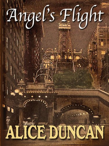 Image of Angel's Flight: A Mercy Allcutt Mystery (Five Star First Edition Mystery)