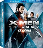 X-Men Trilogy - Trilogie X-Men [Blu-ray + Ultraviolet Copy] (Bilingual)