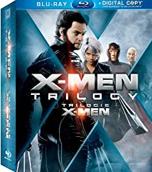 X-Men Trilogy Blu Ray+Digital Copy [Blu-ray]