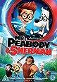 Mr. Peabody and Sherman [DVD] [2014]