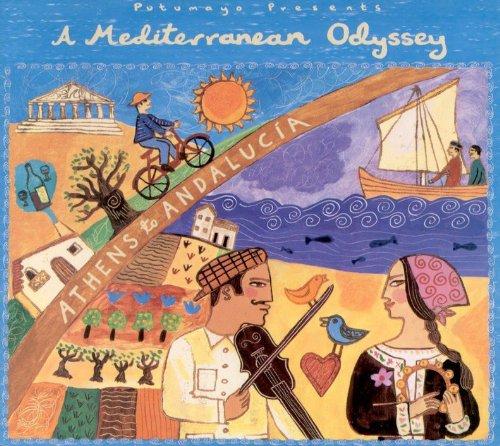 Putumayo Presents: A Mediterranean Odyssey