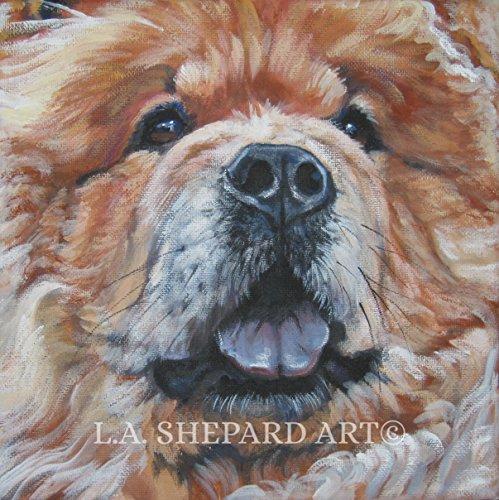 a-chow-chow-dog-art-portrait-print-of-an-la-shepard-painting-8x8