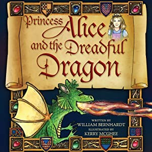 Princess Alice and the Dreadful Dragon Audiobook