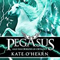 Pegasus and the Origins of Olympus Audiobook by Kate O'Hearn Narrated by Jane Perry
