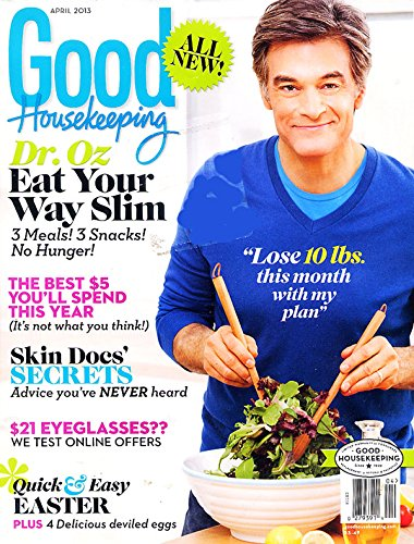 Good Housekeeping Magazine April 201
