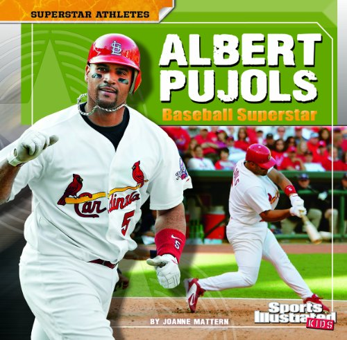 Sporting Goods Stores Albert Pujols: Baseball Superstar (Superstar Athletes)