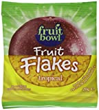 Fruit Bowl Fruit Flakes Tropical 20 g (Pack of 24)