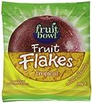 Fruit Bowl Fruit Flakes Tropical 20 g...
