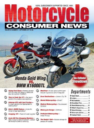 Motorcycle Consumer News (1-year auto-renewal)