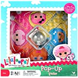 Lalaloopsy Sew Magical! Sew Cute! Pop-Up Dice Board Game-Age 4+ Game