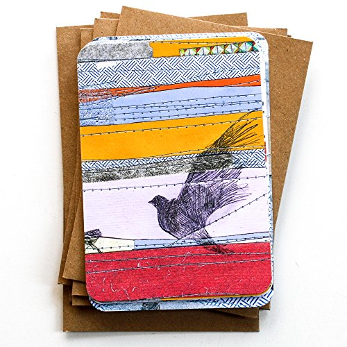 paper-stitch-postcard-set-six-colourful-collage-postcards-with-bird-silhouettes