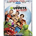 Muppets: Most Wanted (The Unnecessarily Extended Edition) [Blu-ray + DVD + Digital Copy] (Bilingual)