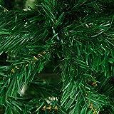 SAILUN-60cm-knstlicher-Weihnachtsbaum-Christbaum-Tannenbaum-mit-Metallstnder-Minutenschneller-Aufbau-mit-Klappsystem-60cm-Grn-PVC