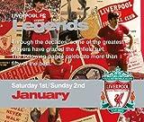 Official Liverpool FC 2011 Block Calendar