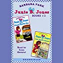 Junie B. Jones Collection: Books 1-2 Audiobook by Barbara Park Narrated by Lana Quintal
