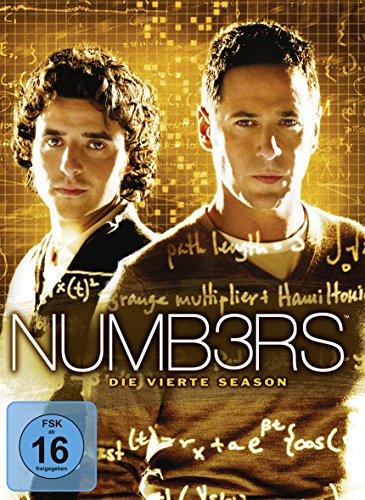 Numb3rs - Die vierte Season [5 DVDs] hier kaufen