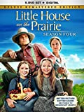 Little House on the Prairie Season 4 (Deluxe Remastered Edition DVD + UltraViolet Digital Copy)