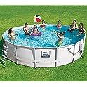 ProSeries 14-ft Metal Frame Swimming Pool