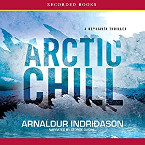 Arctic Chill Audiobook