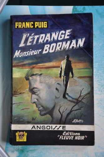 L'étrange Monsieur Borman - Jean Murelli