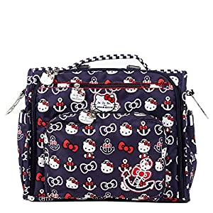 Ju-Ju-Be for Hello Kitty B.F.F. Diaper Bag in Out to Sea Print by Ju-Ju-Be