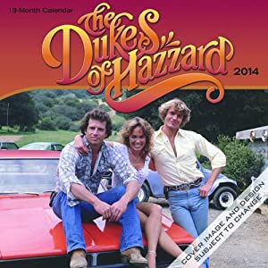 The Dukes of Hazzard - 2014 Calendar from Browntrout