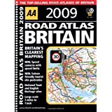 AA Road Atlas Britain (AA Atlases and Maps) (AA Atlases and Maps)by AA Publishing