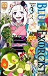 Blue exorcist, tome 3
