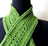 Wyvern Lacy Scarf Knitting Pattern