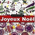 Carnet de coloriages Joyoeux No�l
