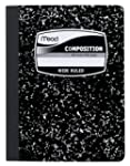 Mead Composition Book, Wide Ruled, 9....