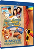 Sun, Sand and Sweat: 4 Movies: Private Resort, Hardbodies, Spring Break, Perfect [Blu-ray]
