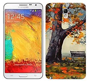 TrilMil Premium Design Back Cover Case For Samsung Galaxy Note 3 Neo