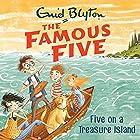Five on a Treasure Island: Book 1 Hörbuch von Enid Blyton Gesprochen von: Mel Giedroyc