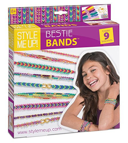 Style Me Up Friendship Bracelets - 1