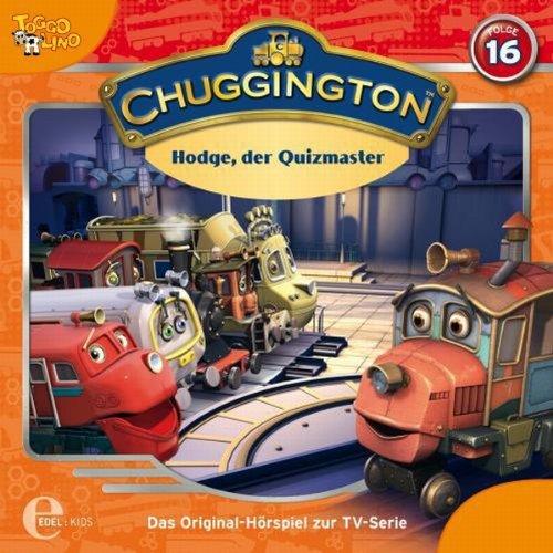 Hodge, der Quizmaster (Chuggington 16) hier kaufen