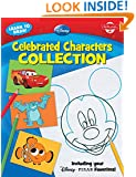 Learn to Draw Disney Celebrated Characters Collection: Including your Disney/Pixar Favorites! (Licensed Learn to Draw)