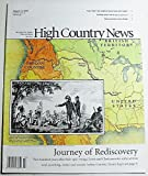 img - for High Country News, Volume 36 Number 15, August 16, 2004 book / textbook / text book