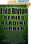 ENID BLYTON: SERIES READING ORDER: A...