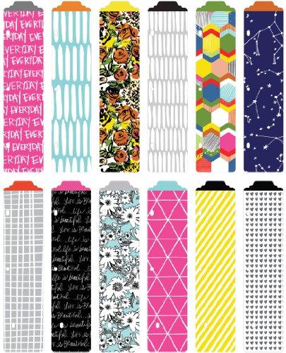 Project Life By Becky Higgins Designer Dividers - Sunshine