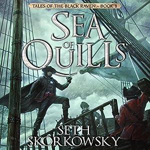Sea of Quills Audiobook