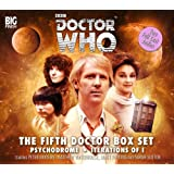 The Fifth Doctor Box Set