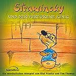 Strawinsky und der verlorene König (Strawinsky 5) | Olaf Franke,Tim Thomas