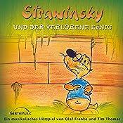 Strawinsky und der verlorene König (Strawinsky 5)   Olaf Franke, Tim Thomas