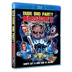 Dude Bro Party Massacre III [Blu-ray]