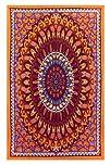 Sunshine Joy® Wandering Bear Tapestry – 60×90 Inches – Dorm Decor – Beach Sheet – Hanging Wall…