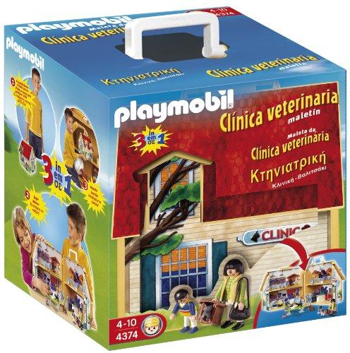 Imagen 1 de Playmobil - Veterinaria Clínica Maletín (4374)