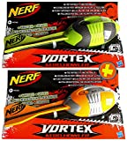 Nerf Vortex Mega Howler Rocket Aero Howler Doublepack: Green + Orange