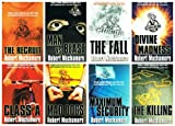 Robert Muchmore Cherub Series - Robert Much more - 8 books Numbers 1, 2 ,3, 4, 5, 6, 7,8 (The Recruit / Class A / Maximum Security / Divine Madness / Man vs. Beast / The Fall / Mad Dogs rrp £55.92)