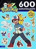 Pokemon 600 stickers